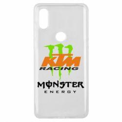 Чехол для Xiaomi Mi Mix 3 KTM Monster Enegry