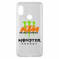 Чехол для Xiaomi Redmi Note 6 Pro KTM Monster Enegry