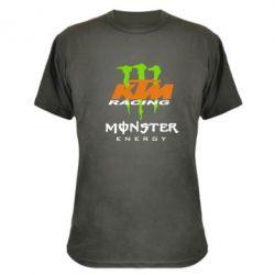 Камуфляжная футболка KTM Monster Enegry - FatLine