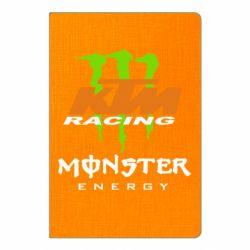 Блокнот А5 KTM Monster Enegry