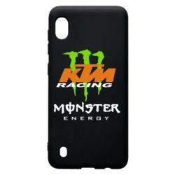 Чехол для Samsung A10 KTM Monster Enegry