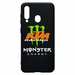 Чехол для Samsung A60 KTM Monster Enegry
