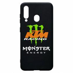 Чохол для Samsung A60 KTM Monster Enegry