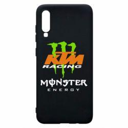 Чехол для Samsung A70 KTM Monster Enegry