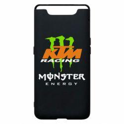 Чохол для Samsung A80 KTM Monster Enegry