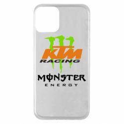 Чехол для iPhone 11 KTM Monster Enegry