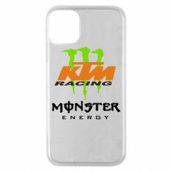 Чохол для iPhone 11 Pro KTM Monster Enegry