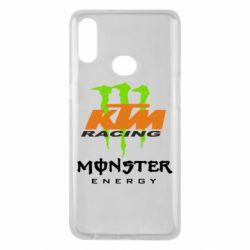 Чохол для Samsung A10s KTM Monster Enegry