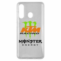 Чехол для Samsung M40 KTM Monster Enegry