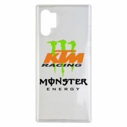 Чехол для Samsung Note 10 Plus KTM Monster Enegry