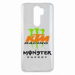 Чехол для Xiaomi Redmi Note 8 Pro KTM Monster Enegry