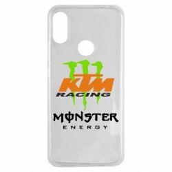 Чехол для Xiaomi Redmi Note 7 KTM Monster Enegry