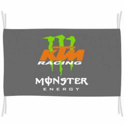 Флаг KTM Monster Enegry