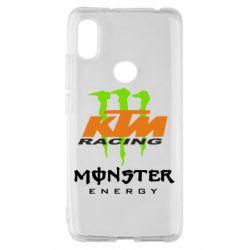 Чехол для Xiaomi Redmi S2 KTM Monster Enegry