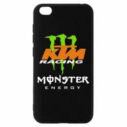 Чехол для Xiaomi Redmi Go KTM Monster Enegry