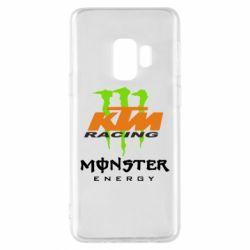 Чехол для Samsung S9 KTM Monster Enegry