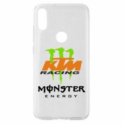 Чехол для Xiaomi Mi Play KTM Monster Enegry