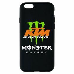 Чехол для iPhone 6/6S KTM Monster Enegry