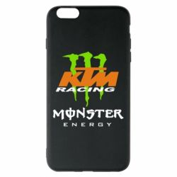 Чехол для iPhone 6 Plus/6S Plus KTM Monster Enegry