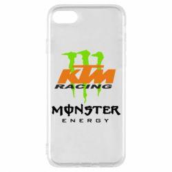 Чехол для iPhone 7 KTM Monster Enegry