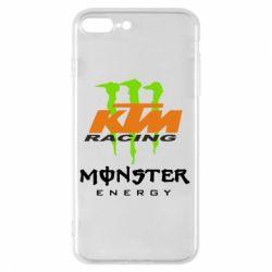 Чехол для iPhone 7 Plus KTM Monster Enegry