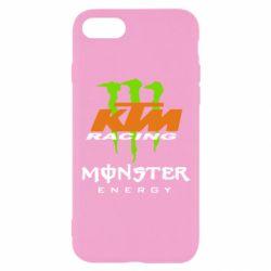 Чехол для iPhone 8 KTM Monster Enegry