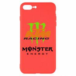 Чехол для iPhone 8 Plus KTM Monster Enegry