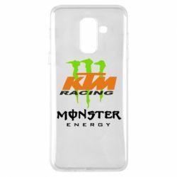 Чехол для Samsung A6+ 2018 KTM Monster Enegry