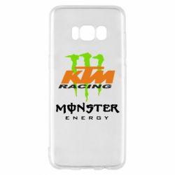 Чехол для Samsung S8 KTM Monster Enegry