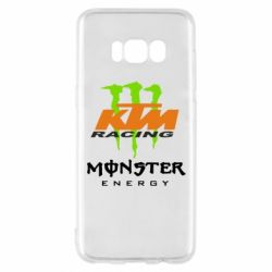 Чохол для Samsung S8 KTM Monster Enegry