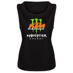 Женская майка KTM Monster Enegry