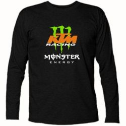 Футболка с длинным рукавом KTM Monster Enegry - FatLine