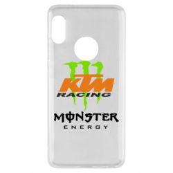 Чехол для Xiaomi Redmi Note 5 KTM Monster Enegry