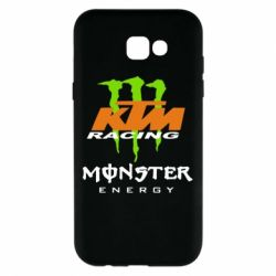 Чохол для Samsung A7 2017 KTM Monster Enegry
