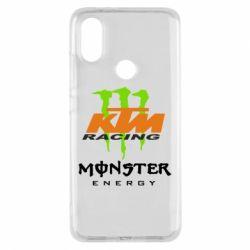 Чехол для Xiaomi Mi A2 KTM Monster Enegry