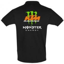 Мужская футболка поло KTM Monster Enegry