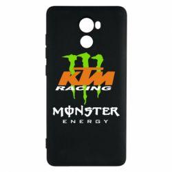 Чехол для Xiaomi Redmi 4 KTM Monster Enegry