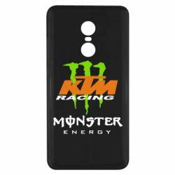 Чехол для Xiaomi Redmi Note 4x KTM Monster Enegry