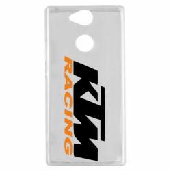 Чохол для Sony Xperia XA2 KTM Racing - FatLine