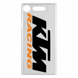 Чохол для Sony Xperia XZ1 KTM Racing - FatLine