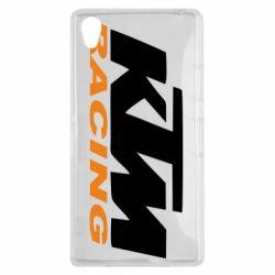 Чохол для Sony Xperia Z1 KTM Racing - FatLine