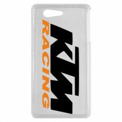 Чохол для Sony Xperia Z3 mini KTM Racing - FatLine
