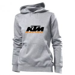 Женская толстовка KTM Racing - FatLine