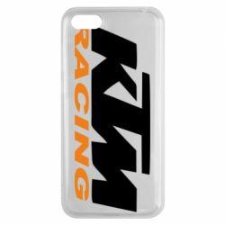 Чохол для Huawei Y5 2018 KTM Racing - FatLine