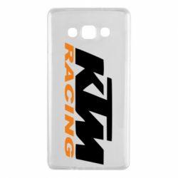 Чохол для Samsung A7 2015 KTM Racing - FatLine