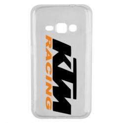 Чохол для Samsung J1 2016 KTM Racing - FatLine