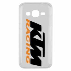 Чохол для Samsung J2 2015 KTM Racing - FatLine