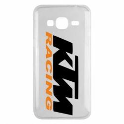 Чохол для Samsung J3 2016 KTM Racing - FatLine