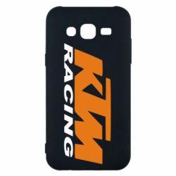 Чохол для Samsung J5 2015 KTM Racing - FatLine