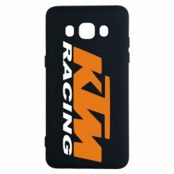 Чохол для Samsung J5 2016 KTM Racing - FatLine